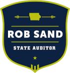 rob sand auditor logo